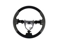 Scion xA Steering Wheel, Gray without Steering Wheel Audio Controls - 08460-52830