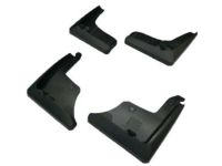 Toyota Avalon Mudguards-Front and Rear - PK389-07K00-TP