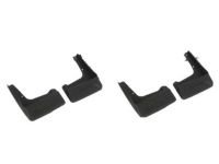 Toyota Mudguard & Hardware-Front and Rear - PK389-08J00-TP