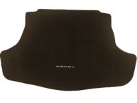 Toyota Camry Carpet Trunk Mat-Black - PT206-03182-02