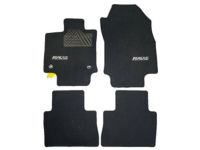Toyota RAV4 Carpet Floor Mats-Black - PT206-42190-01