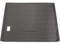 Toyota 4Runner Cargo Tray-Without 3rd Row-Black - PT218-89112