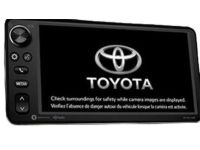 Toyota 86 Base Audio-Black. Base Audio Headunit. - PT296-18190-20