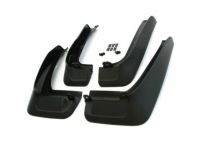 Toyota Mudguards-Front and Rear - PT345-48140