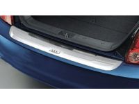 Scion xA Rear Bumper Applique - PT747-52041