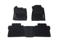 Toyota Tundra All-Weather Floor Liners-Black-C-Cab - PT908-34161-02