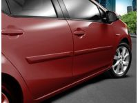 Scion iM Body Side Molding - Barcelona Red Metallic - PT938-52120-33