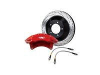 Toyota Tundra TRD High Performance Big Brake Kit - PTR09-00150