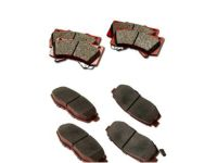 Scion TRD Brake Pads-Front - PTR09-18130