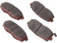 Scion TRD Brake Pads-Rear - PTR09-18131