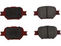 Scion TRD Brake Pads - PTR09-21110