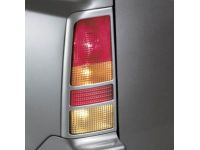 Scion Taillight Garnish, Silver Finish - PTS10-52043