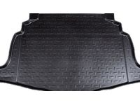 Toyota Corolla Cargo Tray for Low Deck-Black - PW241-02002