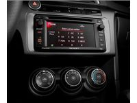 Toyota Base Audio Headunit