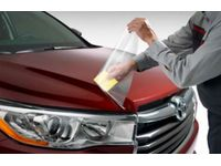 Toyota Paint Protection Film