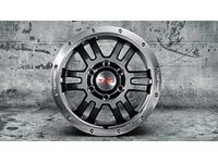 Toyota Land Cruiser TRD 17-in Forged Off-Road Alloy Wheels - PTR45-34070