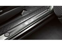 Toyota FJ Cruiser Door Sill Enhancements - PTS32-35060