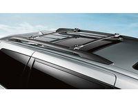 Pt278 08102 Genuine Toyota Roof Rack Cross Bars Black