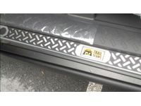 Toyota FJ Cruiser Door Sill Enhancements - PT925-35130