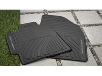 Toyota Highlander All-Weather Floor Mats - PT908-48000-02