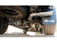Toyota Tacoma TRD Cat-Back Exhaust - PT910-89060