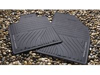Toyota Highlander All-Weather Floor Mats - PT908-48G0W-02