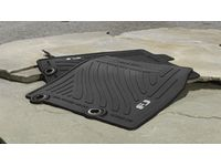 Toyota FJ Cruiser All-Weather Floor Mats - PT206-35110-21