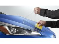 Toyota Prius Paint Protection Film-Hood, Fenders, Door Cups, Mirror Backs - PT907-47190