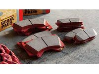 Toyota Sequoia TRD Brake Pads-Rear - PTR09-0C110