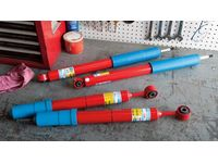 Toyota Tundra TRD Performance Shocks-Rear. Shocks and Struts. - PTR13-34071