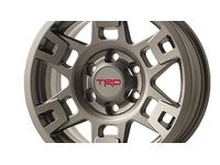 Toyota 4Runner TRD 17-In Alloy Wheel-Matte Gray - PTR20-35110-GR