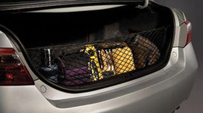 Genuine Toyota Accessories PT347-33021 Custom Fit Trunk Cargo Net