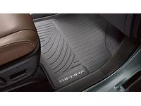 Toyota All Weather Floor Liners - Black - PT908-08170-02