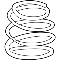 Toyota C-HR Coil Springs - 48131-F4050