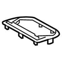 Right Genuine Hyundai 82381-34200-FG Door Map Pocket