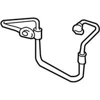 Toyota 88703-08020 A//C Refrigerant Discharge Hose