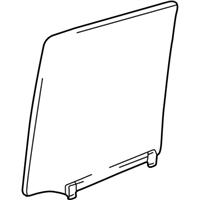 Genuine Toyota 67630-42250-B0 Door Trim Board
