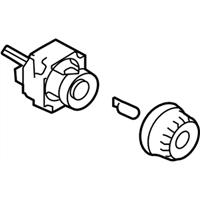 Toyota SU003-02104 Heater Control Knob