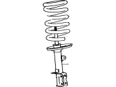 Toyota MR2 Coil Springs - 48231-17740