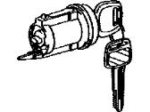 Toyota 69057-02150 Ignition Lock Cylinder