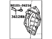 Toyota Venza Transfer Case Cover - 36102-48030