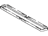 Toyota 16443-61160 Radiator Tank Plate Lock