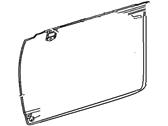 Toyota 67112-35180 Front Door Panel