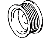 Toyota Alternator Pulley - 27411-0P020