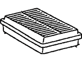 Toyota Air Filter - 17801-21020