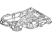 Toyota Camry Oil Pan - 12101-36040