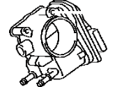 Toyota Highlander Throttle Body - 22030-31030