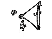 Toyota RAV4 Window Regulator - 69820-42100