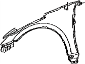 Scion Fender - 53801-21140