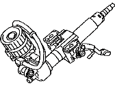 Scion Steering Column - 45250-21221